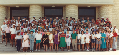 O.H.S. Class of 1970 - 20th Reunion  June 1990